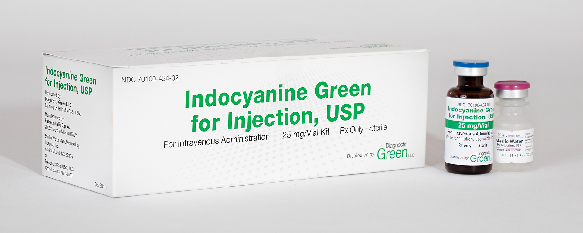 Indocyanine Green for Injection USP