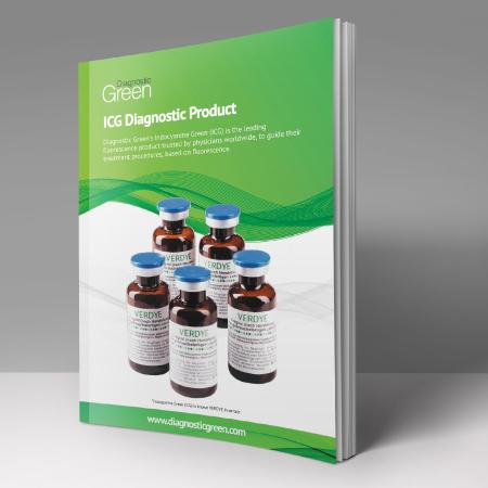 ICG Diagnostic product brochure