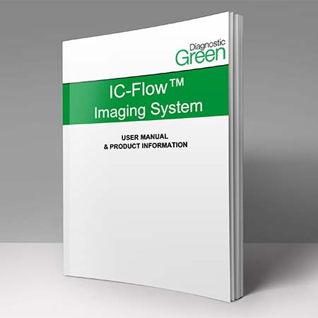 diagnostic-green-ic-flow-imaging-system-user-manual-cover